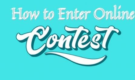 How to Enter Online Contest?